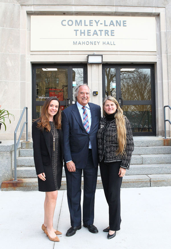 Heather Makrez, Stewart F. Lane and Bonnie Comley