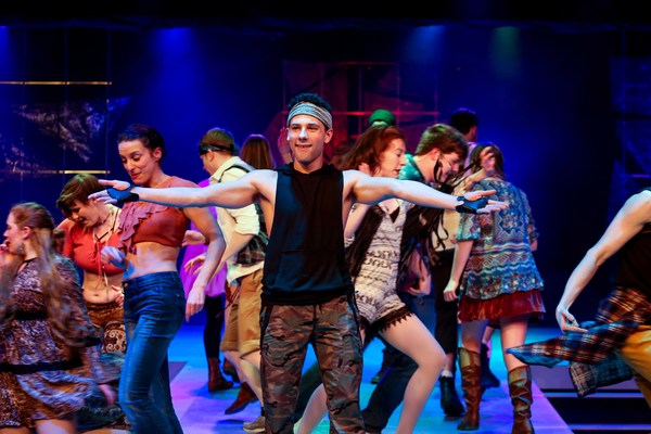 Photo Flash: First Look at JESUS CHRIST SUPERSTAR at Tacoma Little Theatre