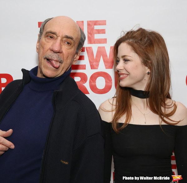 F. Murray Abraham and Charlotte Hope  Photo