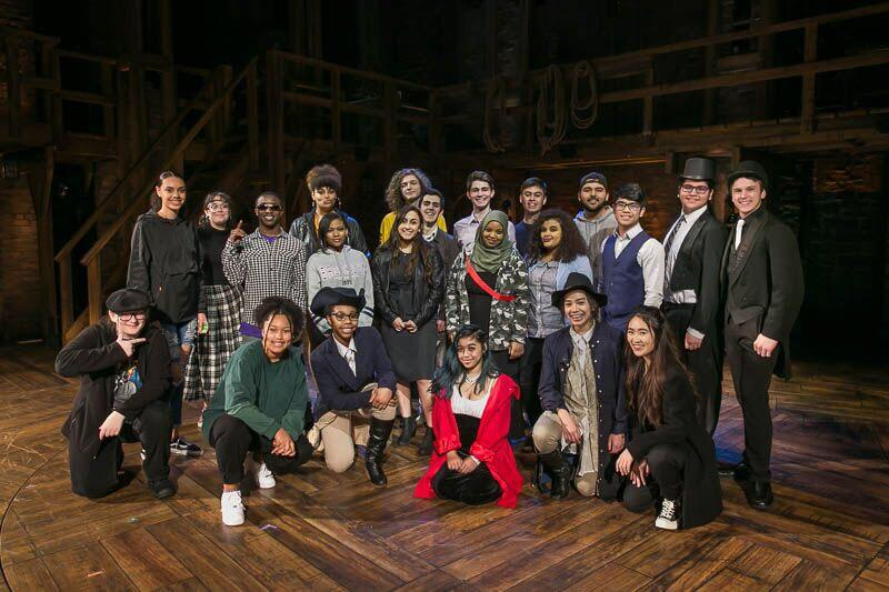 BWW Feature: 2800 Students in the Room Where It Happens, and Then Some