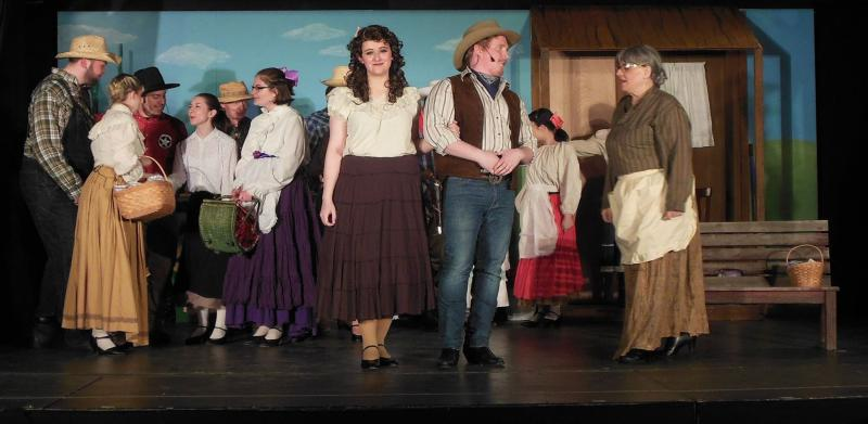 BWW Review: OKLAHOMA! at Artistic Synergy Of Baltimore is so Much More than OK