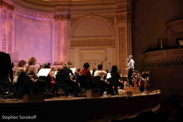 Photo Flash: In Rehearsal with the NY Pops' SEE YOU AT THE MOVIES