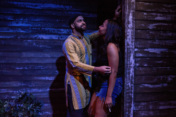 Photo Flash: The Gift Theatre Presents the World Premiere of  HANG MAN
