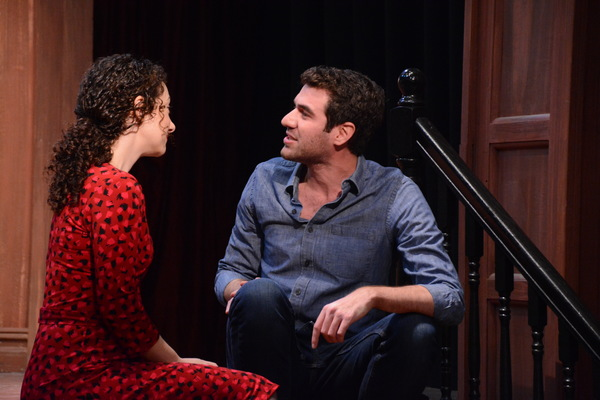Photo Coverage: The Cast of the New Musical GOLDSTEIN Meets The Press