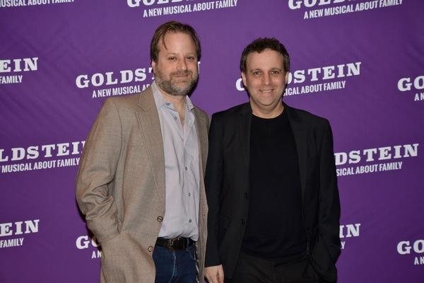 Charlie Schulman and Michael Roberts Photo
