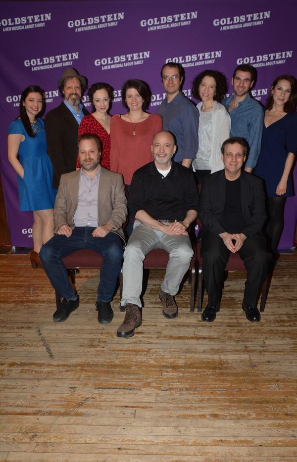Julie Benko, Jim Stanek, Megan McGinnis, Sarah Beth Preifer, Aaron Galligan-Stierle,  Photo