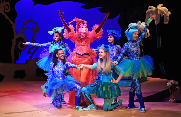 Photo Flash: First Look at Flat Rock Playhouse's SEUSSICAL THE MUSICAL