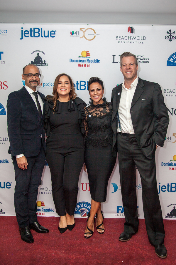 Photo Flash: Celebrities and Philanthropists Join The DREAM Project Annual Benefit in New York City