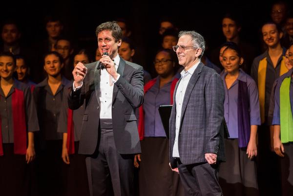 Michael Gordon and Francisco Nunez