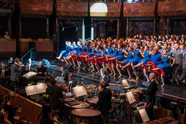 Photos: Young People's Chorus of New York City Celebrates 30th Anniversary Celebration at Jazz at Lincoln Center