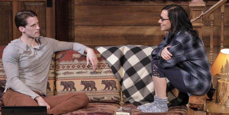 BWW Review: SEX WITH STRANGERS at Kansas City Repertory Theatre