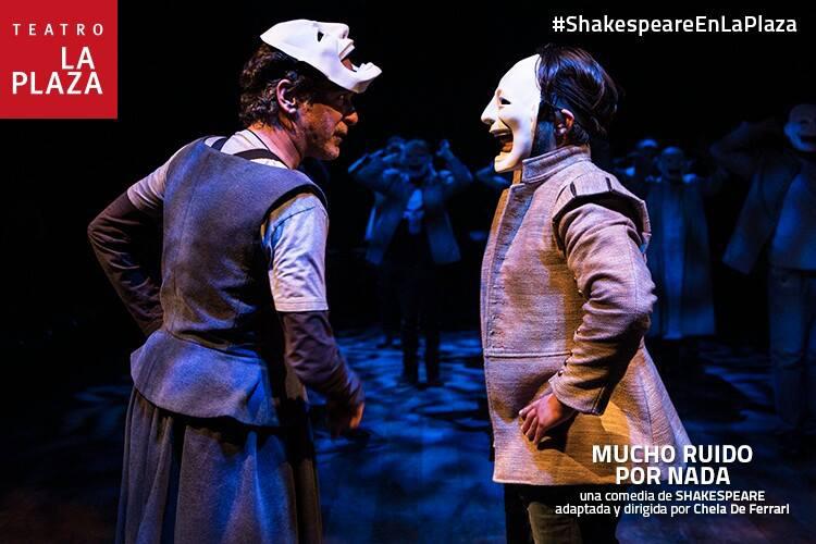 BWW Review: MUCHO RUIDO POR NADA at Peruano Japonés Theatre