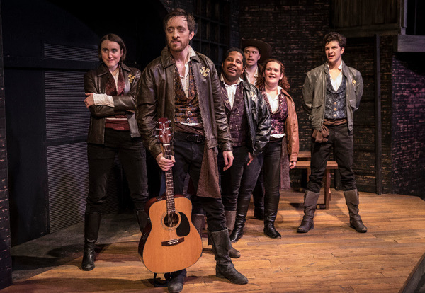 Photo Flash: First Look at BoHo Theatre's Chicago Premiere of CYRANO