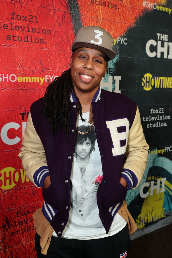 Executive Producer Lena Waithe at the 2018 Showtime EMMY FYC screening of THE CHI at  Photo