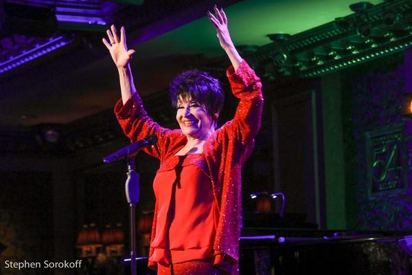 Photo Coverage: Chita Rivera Thrills Audiences at Feinstein's/54 Below