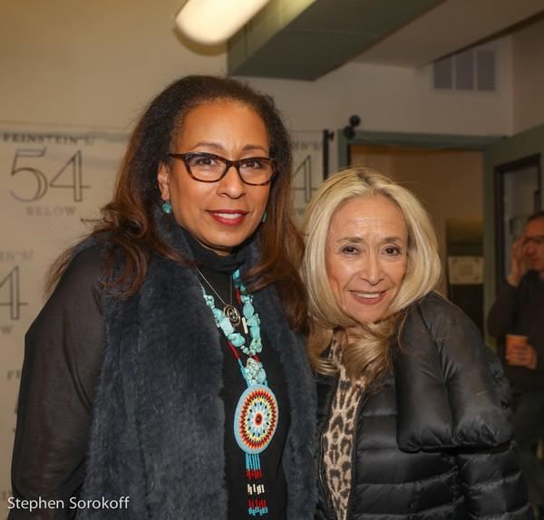 Tamara Tunie & Eda Sorokoff