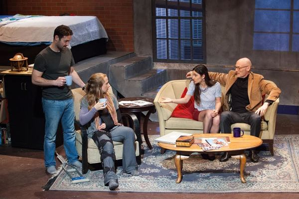 Photo Flash: First Look at Theatre for the New City's TIME STANDS STILL
