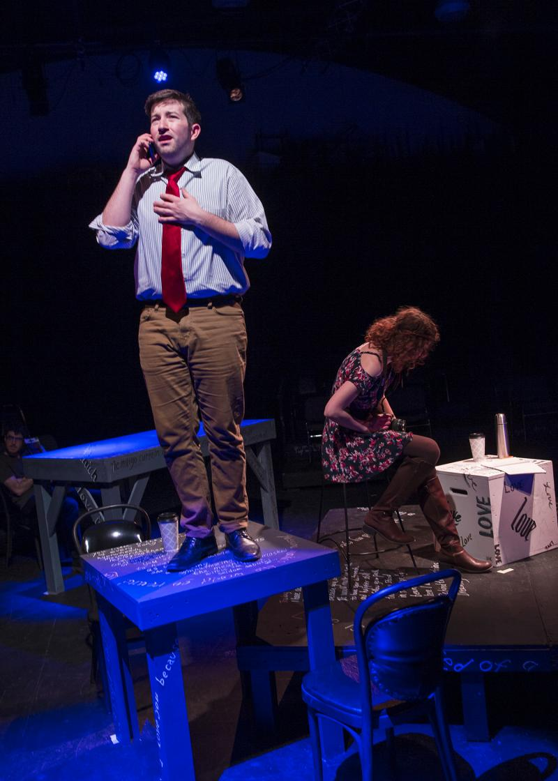 BWW Review: I LOVE YOU BECAUSE at Theatre Harrisburg