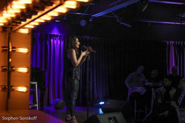 Photo Coverage: Jennifer Diamond Makes Green Room 42 Debut