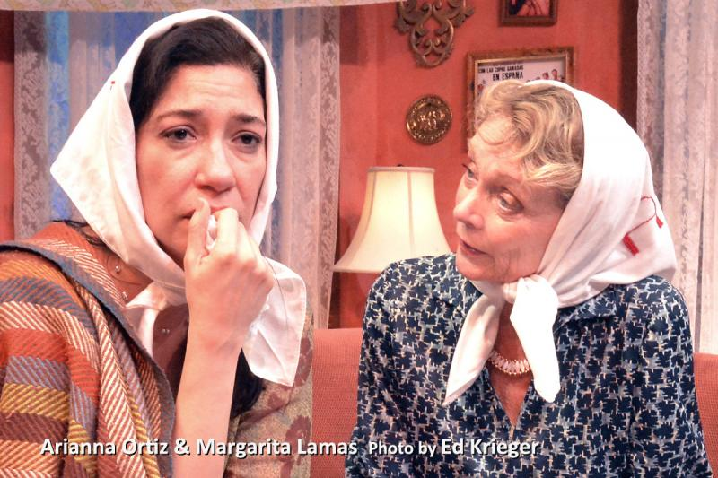 BWW Review: A Mother of A Performance Given By Two Female Powerhouses In An Involving THE MADRES