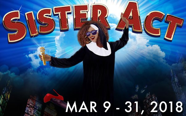 BWW Previews: SISTER ACT at Albuquerque Little Theatre