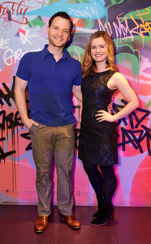David Scott Purdy and Adrienne Eller