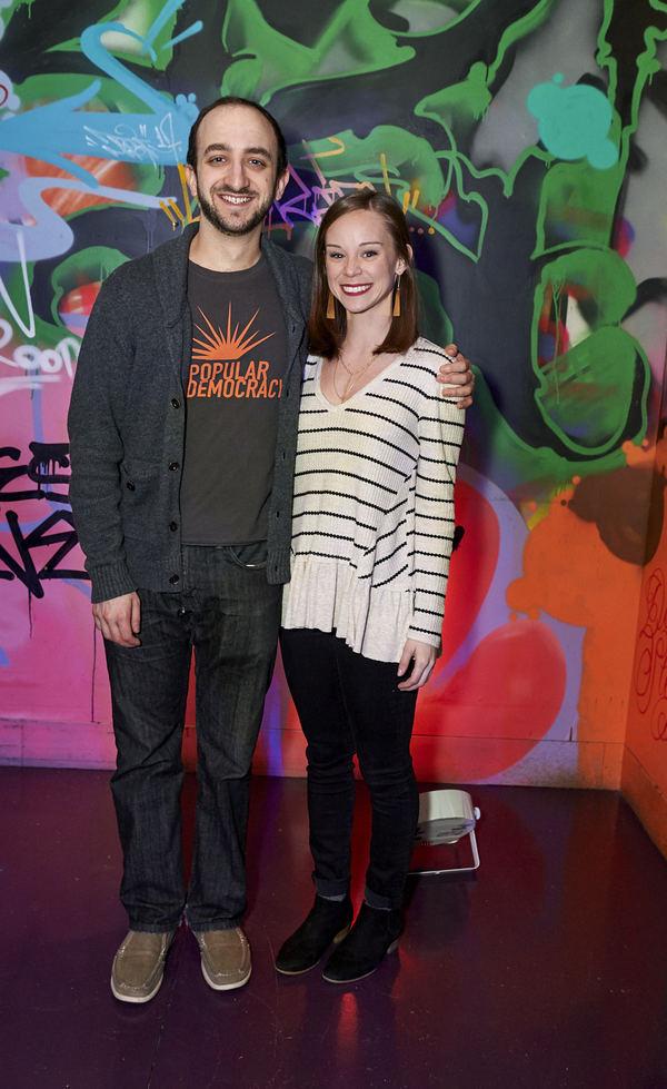 Andy Roninson & Caitlin Houlihan