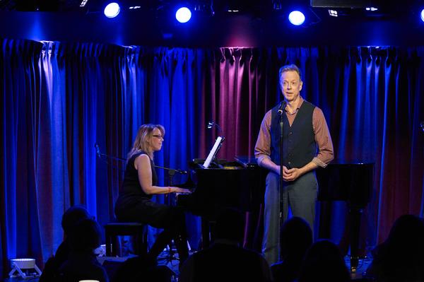 Beth Falcone and Mark Lanham
