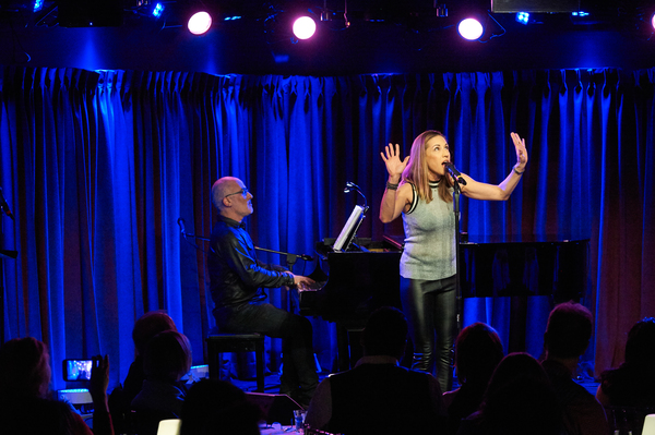 Photo Flash: ContemporaryMusicalTheatre.com Presents its Fifth Anniversary Concert at The Green Room 42