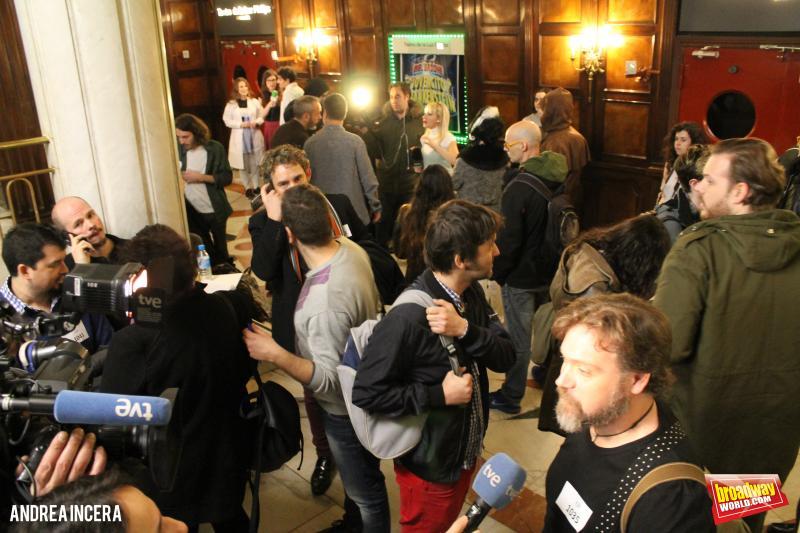 PHOTO FLASH: Comienzan las audiciones para EL JOVENCITO FRANKENSTEIN
