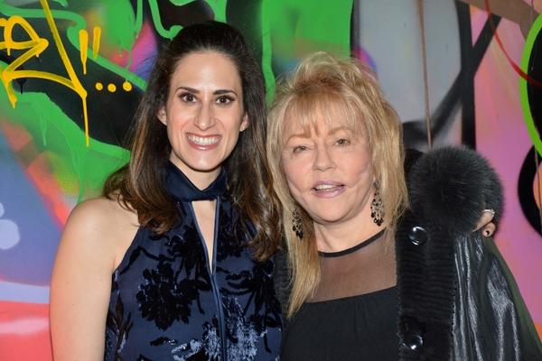 Jennifer Diamond and Rita McKenzie