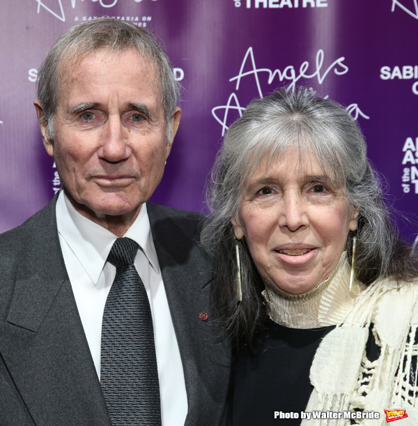 Jim Dale & Julia Shafler