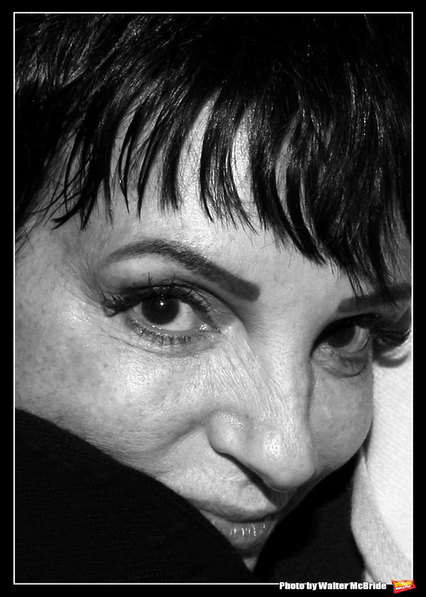 Liza Minnelli attending the afterparty Reception for the Opening Night Performance of Photo