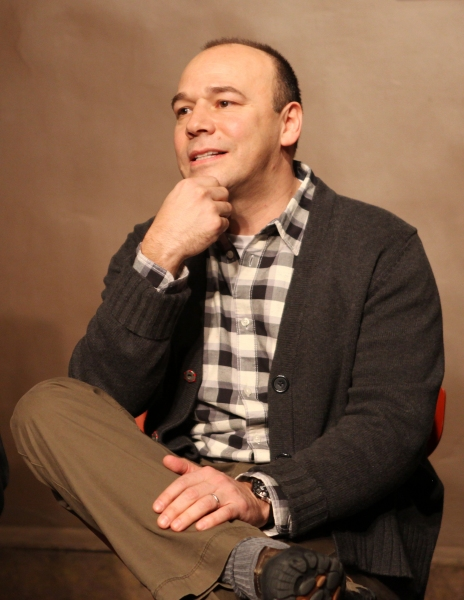 Industry: On 'The Producer's Perspective' Ken Davenport  Sheds Some Light on the Acting Side of the Theatre Business with Danny Burstein