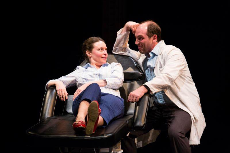 BWW Review: THE IMPOSSIBILITY OF NOW from Thalia's Umbrella a Sweet Twist on the RomCom