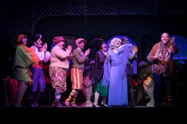 Photo Flash: THE DROWSY CHAPERONE Debuts Makes Theatre Memphis Debut