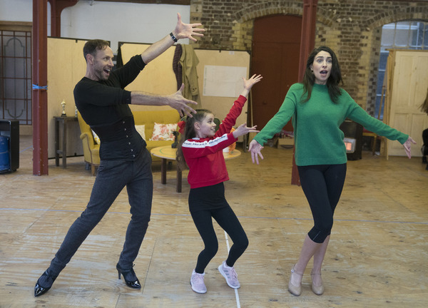 Photos: In Rehearsal with RUTHLESS! THE MUSICAL