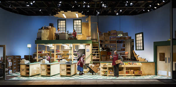 Photo Flash: City Theatre Continues 43rd Season With The World Premiere Of CITIZENS MARKET