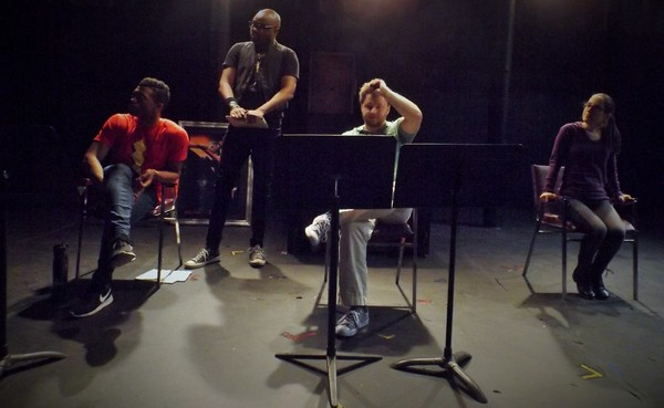 Photo Flash: A (FUNNY) IMAGINATION Comes to The Heights Players Saturday Reading Series