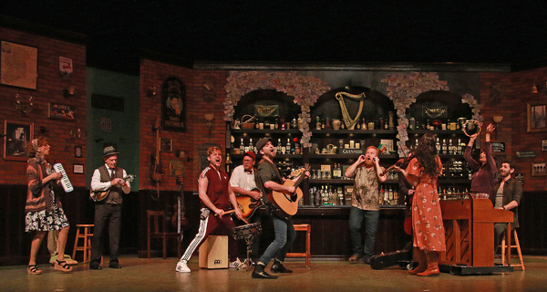 Photo Flash: ONCE Brings Music to the Actor's Playhouse