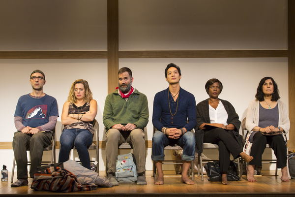 Photos: Rachel Chavkin Directs SMALL MOUTH SOUNDS at Philadelphia Theatre Company