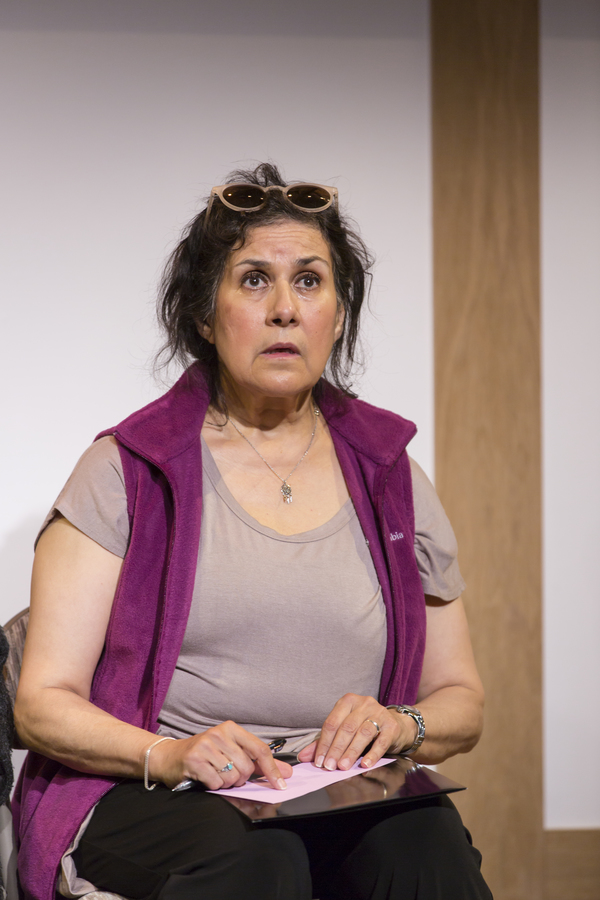 Photo Flash: Rachel Chavkin Directs SMALL MOUTH SOUNDS at Philadelphia Theatre Company