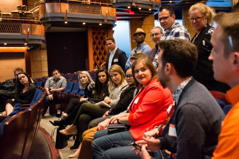 BWW Feature: Local Theatre Professionals Participate in 'Talk Back' Q&A with THE LION KING