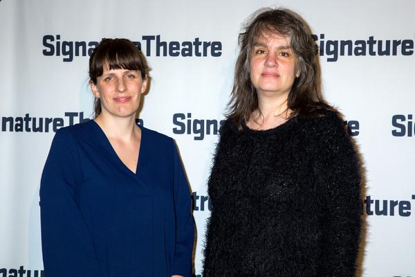 Sarah Benson, Pam MacKinnon Photo