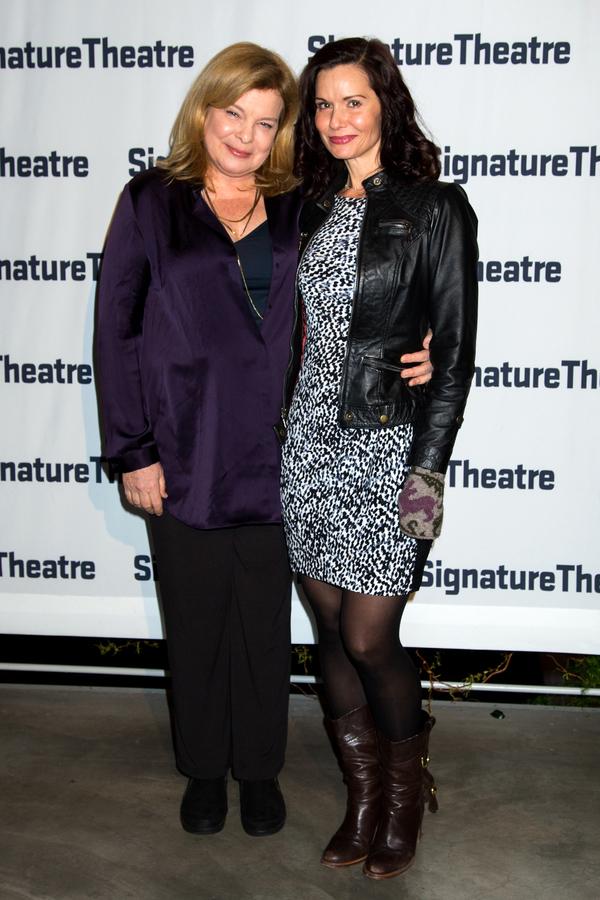 Photo Coverage: Signature Theatre Gala Celebrates Edward Albee and Michael Rauch