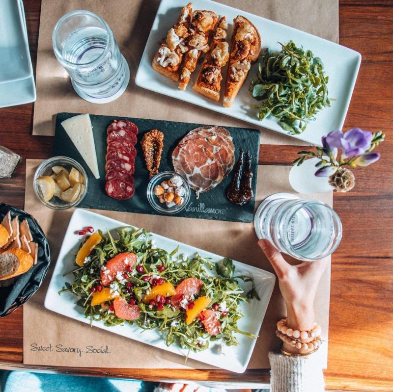 BWW Review:  VANILLAMORE in Montclair, NJ for a Creative Cafe Experience