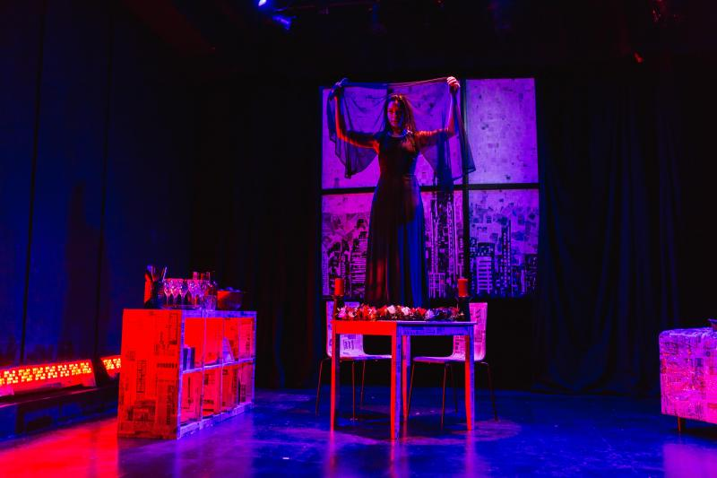 BWW Review: Loving You to Death in Nogueira's THE IDEAL OBITUARY
