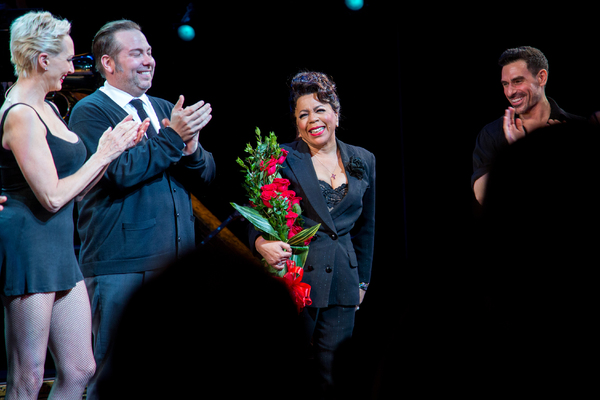 Photo Coverage: Legendary Singer-Songwriter Valerie Simpson Makes Broadway Debut In CHICAGO