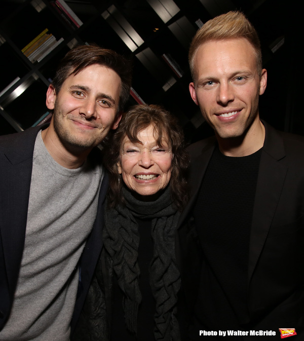 Photo Coverage: The Dramatists Guild Foundation Celebrates the Work of Matt Gould