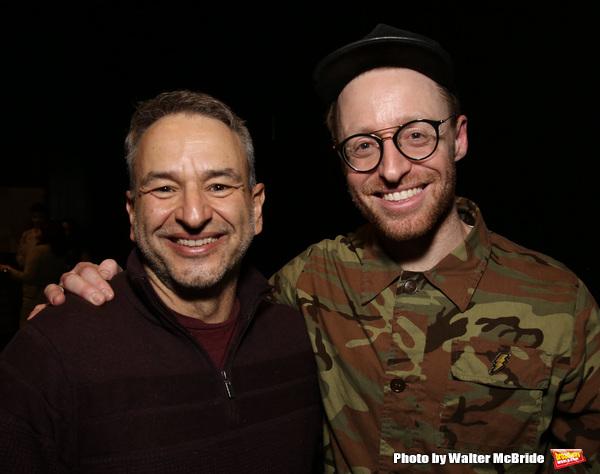 Joe DiPietro and Matt Gould